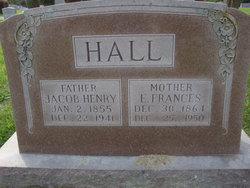 Jacob Henry Hall