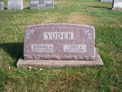 Chris Arthur Yoder