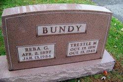 Reba Grace <I>Zink</I> Bundy