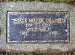 George Homer Canfield