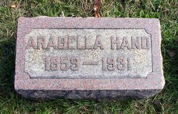 Arabella <I>Lee</I> Hand