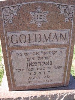 Abraham Goldman