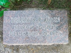 Benjamin R. Adams