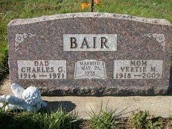 Vertie Ma <I>McGeorge</I> Bair
