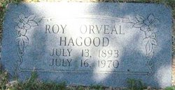 Ray Orveal Hagood