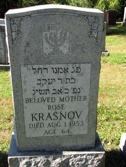 Rose Krasnov
