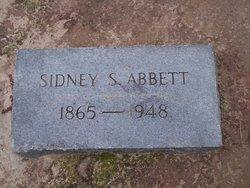Sidney <I>Singleton</I> Abbett