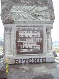 Margaret <I>Gillian</I> Ritchie