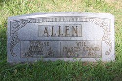 "Frances ""Frankie"" <I>Howard</I> Allen"