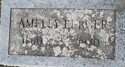 Amelia <I>Ecke</I> Berger