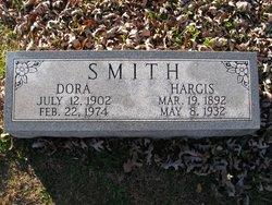 Dora <I>Evans</I> Smith