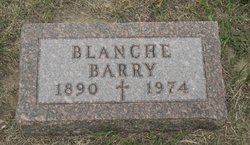 Blanche <I>Maples</I> Barry