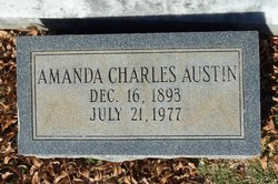Amanda <I>Charles</I> Austin