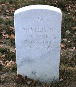 Phyllis H Slattery