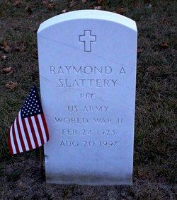 PFC Raymond A Slattery