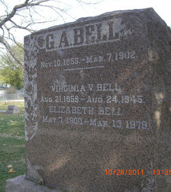 G. A. Bell