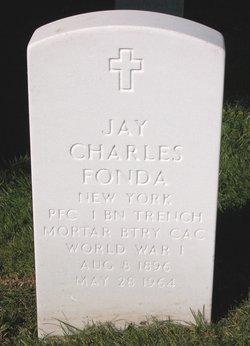 PFC Jay Charles Fonda
