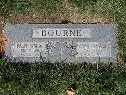 Ralph William Bourne, Sr