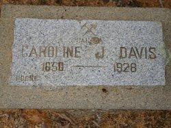 Caroline J Davis