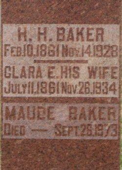 Maud Baker