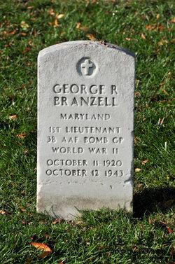 Lieut George R Branzell