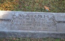 George W. Marsh