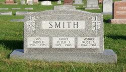 Rose Agnes <I>Manning</I> Smith