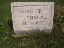 Lillie Mae <I>Shores</I> Barnes