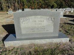 """Joe Dale """"J.D."""" Todd"""