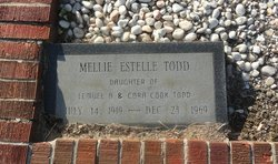 Mellie Estelle Todd