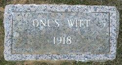 Onus Witt