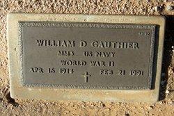 William Dominique Gauthier