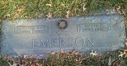 Marye Catherine <I>Heatwole</I> Emerson