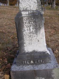 Martha Curtis <I>Dow</I> Heath