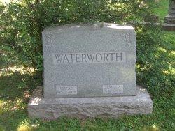 """Elizabeth Lillie """"Eliza"""" <I>Brooks</I> Waterworth"""