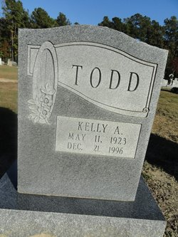 Kelly A Todd