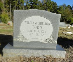 William Shelton Todd