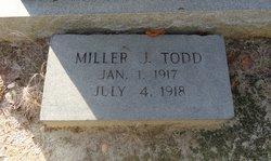 Miller James Todd