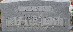 Margaret Ethel <I>Pope</I> Camp