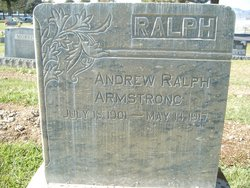 Andrew Ralph Armstrong