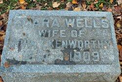 Clara Ellen <I>Wells</I> Kenworthy