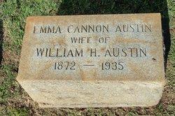 Emma <I>Cannon</I> Austin