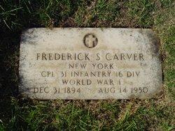 Frederick Sanford Carver