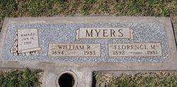 Florence Maybelle <I>Creel</I> Myers