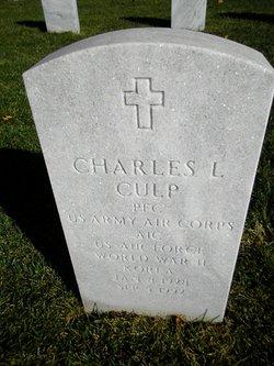 Charles L Culp