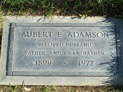 "Aubert Franklin ""Bert"" Adamson"