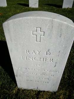 Ray D Fincher