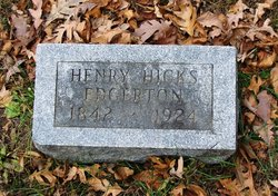 Henry Hicks Edgerton