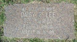 Daisy E Lee