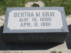 Bertha May <I>Moyle</I> Gray